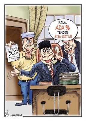 korupsi1 small1 Hasil Kunker DPRD Tapsel ; Banyak Proyek Bermasalah di Tapsel