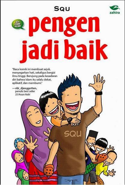Komik Islam | Pengen Jadi Baik